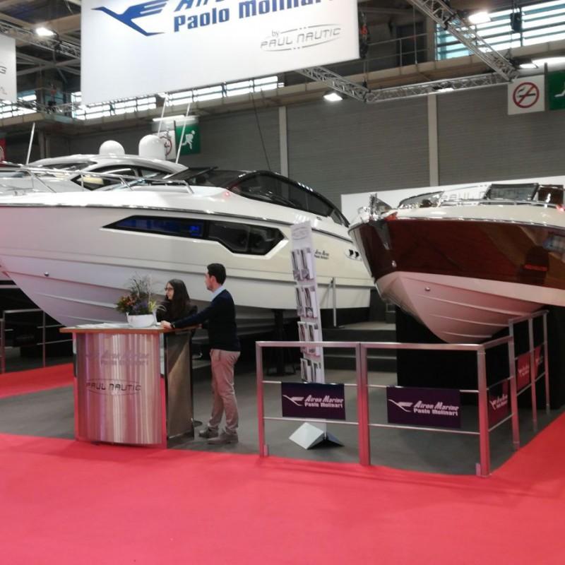 Salon nautic paris 2017 news airon marine for Salon industrie paris 2017