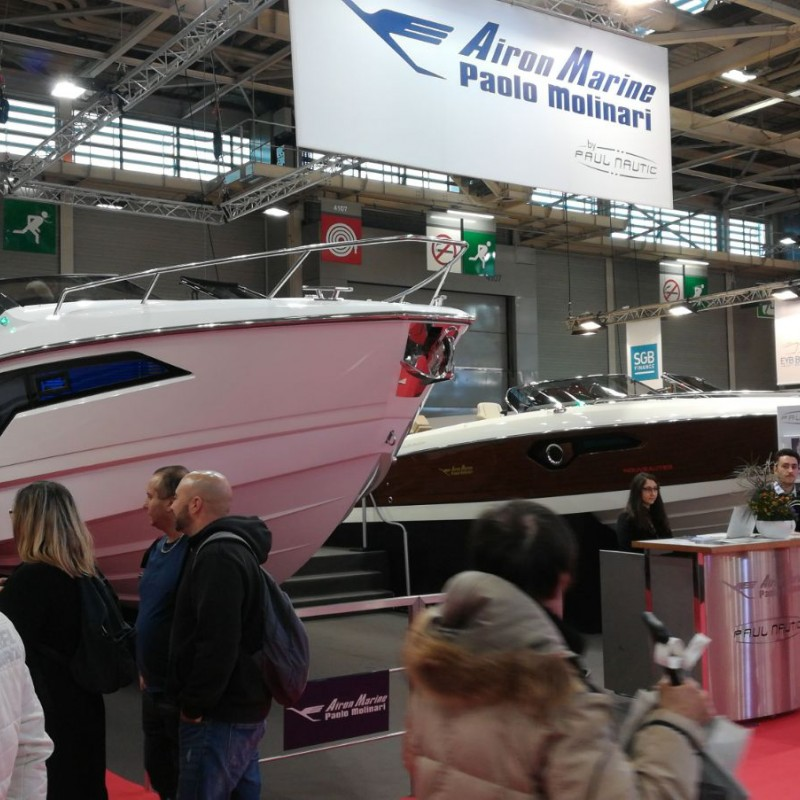 Salon nautic paris 2017 news airon marine for Salon emmaus paris 2017