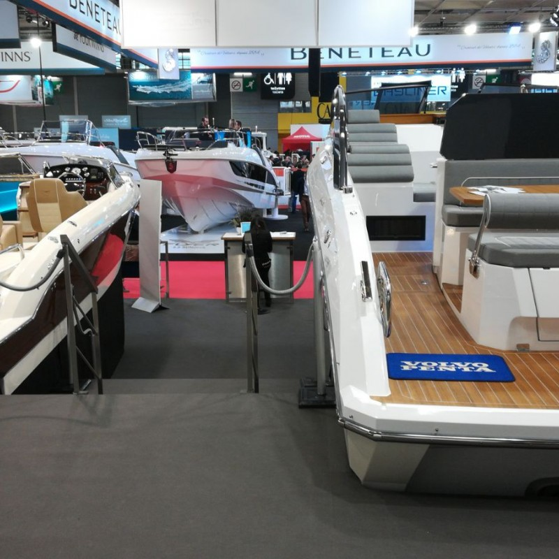 Salon nautic paris 2017 news airon marine for Salon airsoft 2017 paris